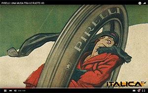 Pirelli: Una musa tra le ruote (mostra)