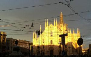 Daniele Rosa Duomo di Milano