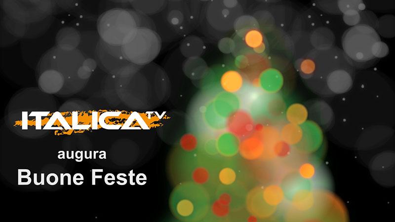 ItalicaTV Buone feste 2017